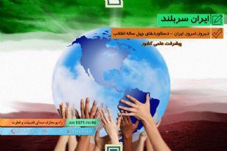 دیروز، امروز، ایران - دستاوردهای چهل ساله ی انقلاب -- پیشرفت علمی کشور