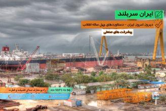 دیروز، امروز، ایران - دستاوردهای چهل ساله ی انقلاب -- پیشرفت های صنعتی