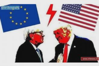 جنگ تجاری آمریکا و اروپا