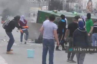 شعله های خشم فلسطینیان