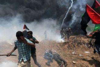 راهپیمایی بزرگ بازگشت در فلسطین