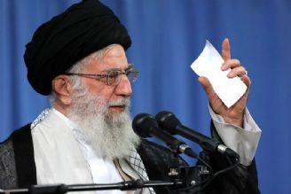 پاسخ رهبر انقلاب به شبهه ناصبی بودن مردم فلسطین