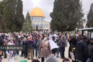 روز جهانی قدس در مسجد الاقصی