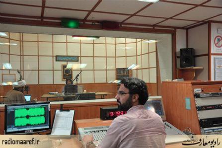 """عوامل برنامه زنده """" خانه مهر"""" با حضور استاد اخوان"""