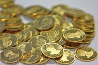 قیمت سکه همچنان در نوسان