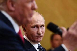 قطع برق حین تلاش ترامپ برای ماست مالی کردن اظهاراتش درباره روسیه