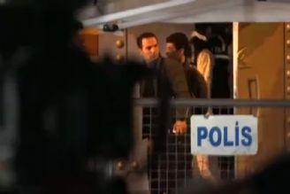 جعبه سیاه بن سلمان در استانبول