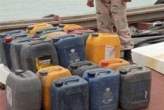 لوله کشی در کف دریا برای قاچاق سوخت