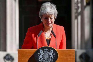 پس لرزههای کناره گیری نخست وزیر انگلیس