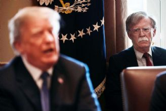 احتمال استیضاح ترامپ با شهادت بولتون