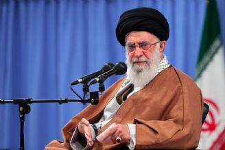 رهبر انقلاب: یکی از راههای بستن نفوذ آمریکا، منع مذاکره است
