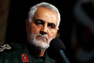 پیام مقتدرانه شهید سردار سلیمانی به رژیم صهیونیستی