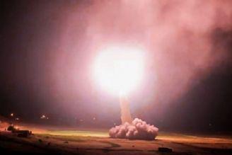 حمله موشکی ایران به آمریکا
