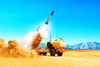 لحظه اعلام حمله موشکی ایران به آمریکا