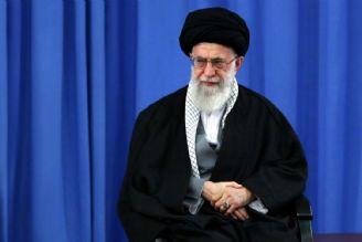 تسلیت رهبر انقلاب به خانوادههای جان باختگان مراسم تشییع سردار سلیمانی