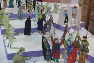 برپایی نمایشگاه انقلاب در 4000 مدرسه