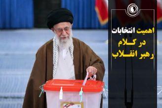اهمیت انتخابات در کلام رهبر انقلاب
