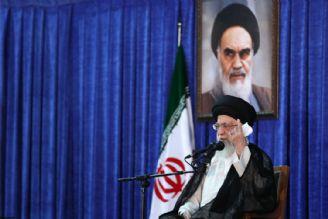 صوت کامل سخنرانی رهبرانقلاب در مراسم سالگرد رحلت امام(ره)