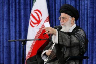 صوت کامل بیانات امروز رهبر انقلاب در دیدار مسئولان نظام