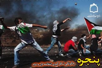همه چیز درباره انتفاضه اول و دوم فلسطینیها