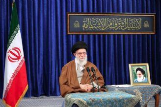 پخش زنده سخنرانی رهبرانقلاب در مراسم بزرگداشت رحلت امام خمینی (ره) از رادیو معارف
