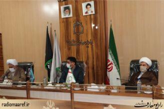 نشست نمایندگان نهادهای فرهنگی مذهبی با رادیو معارف