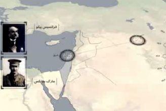 موشن گرافیک| فلسطین چگونه اشغال شد؟
