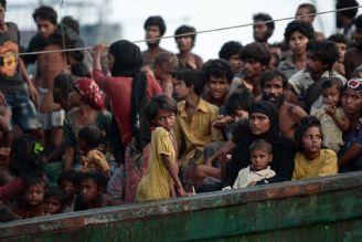 شرایط اسفبار زندگی مسلمانان میانمار