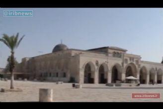 چهل و هشتمین سالگرد آتش زدن مسجد الاقصی
